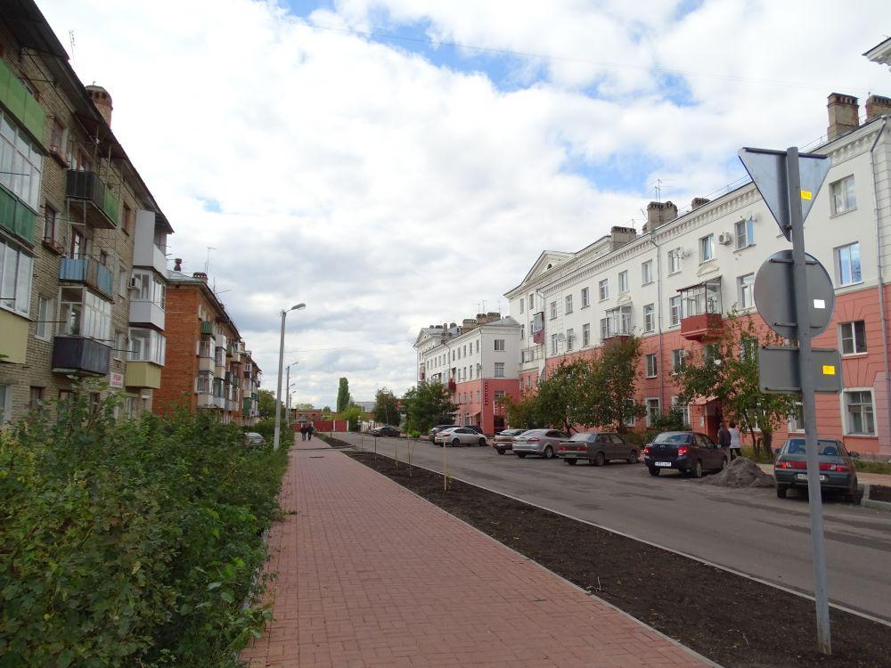 В Котовске завершают ремонт улицы Пионерская