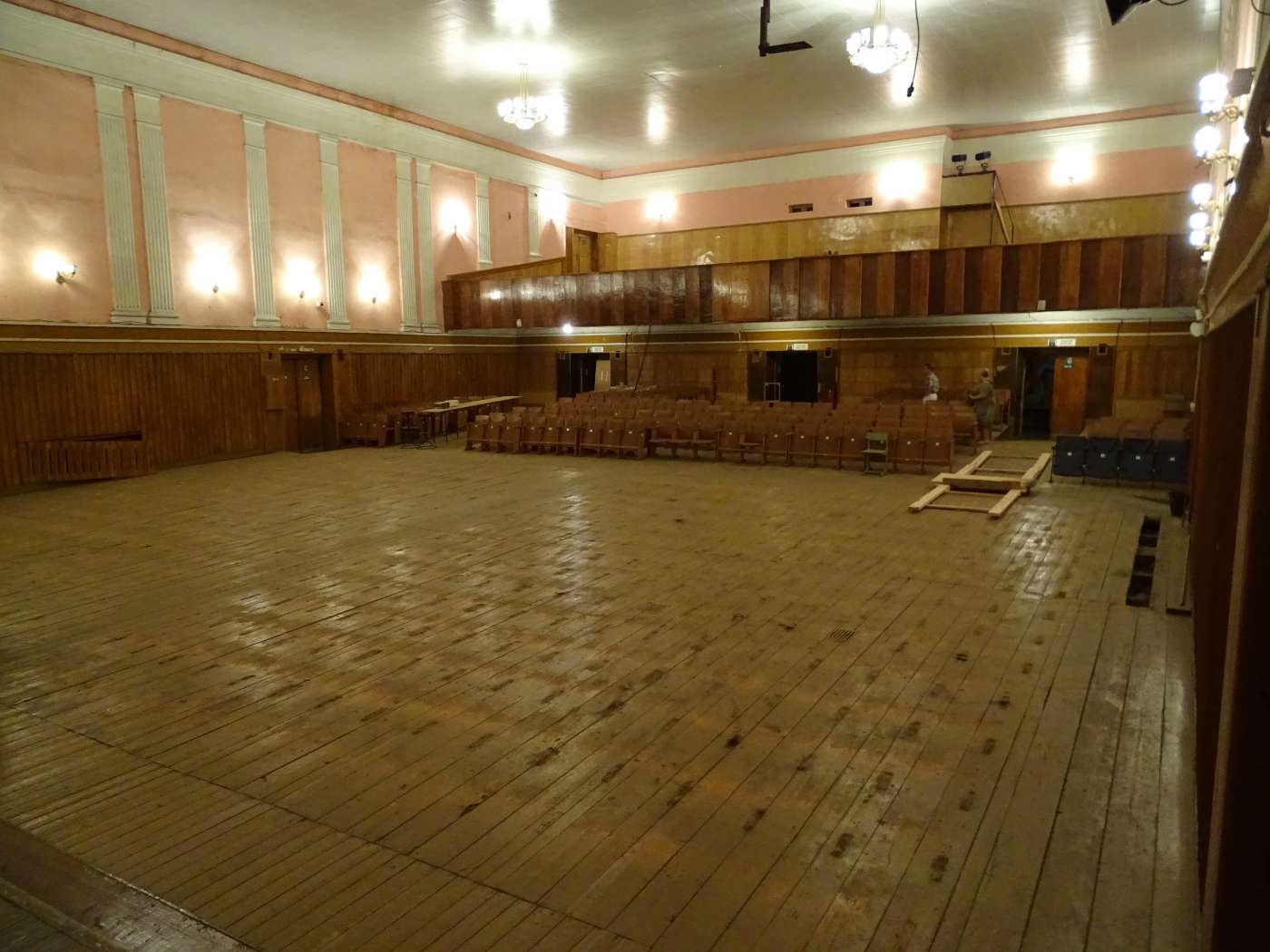 В Котовске откроется кинозал. Он будет в ДК