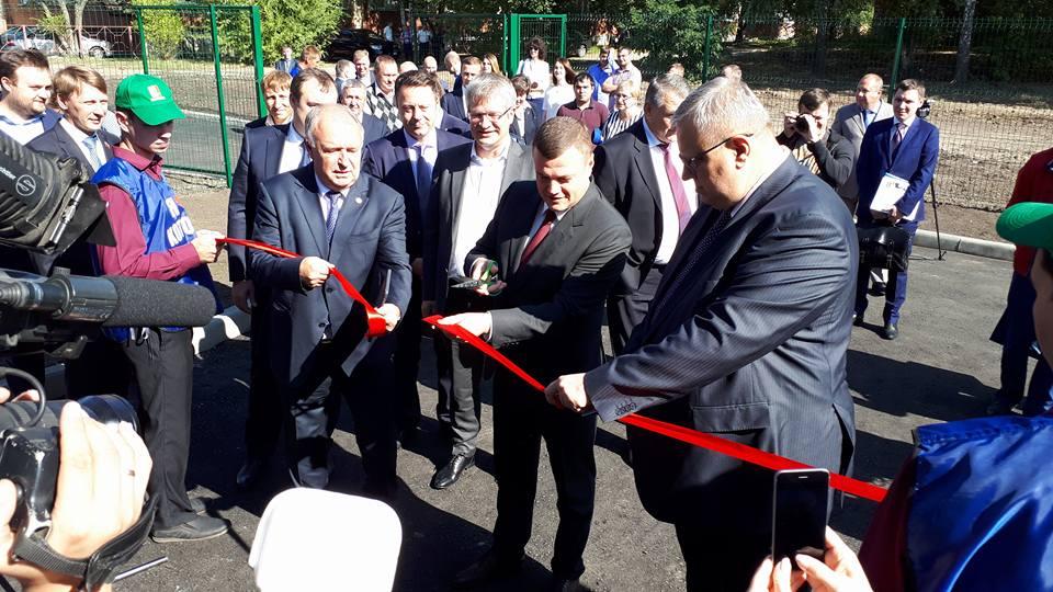В Котовск пришла горячая вода. В городе запустили 6 котельных