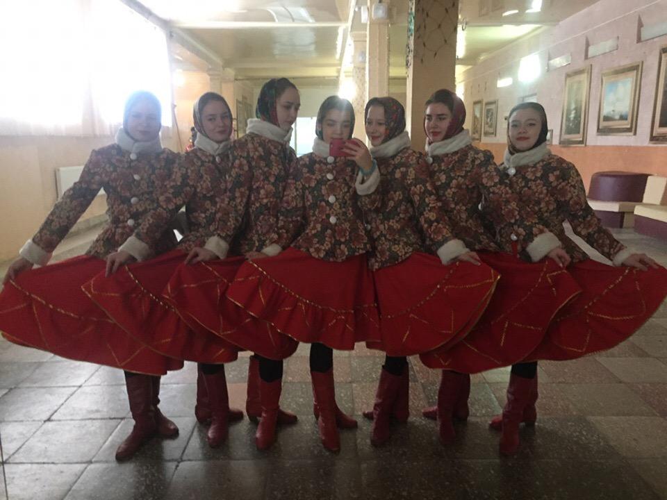 Танцевальный коллектив «Dance-Ассорти» отметил 10-летний юбилей