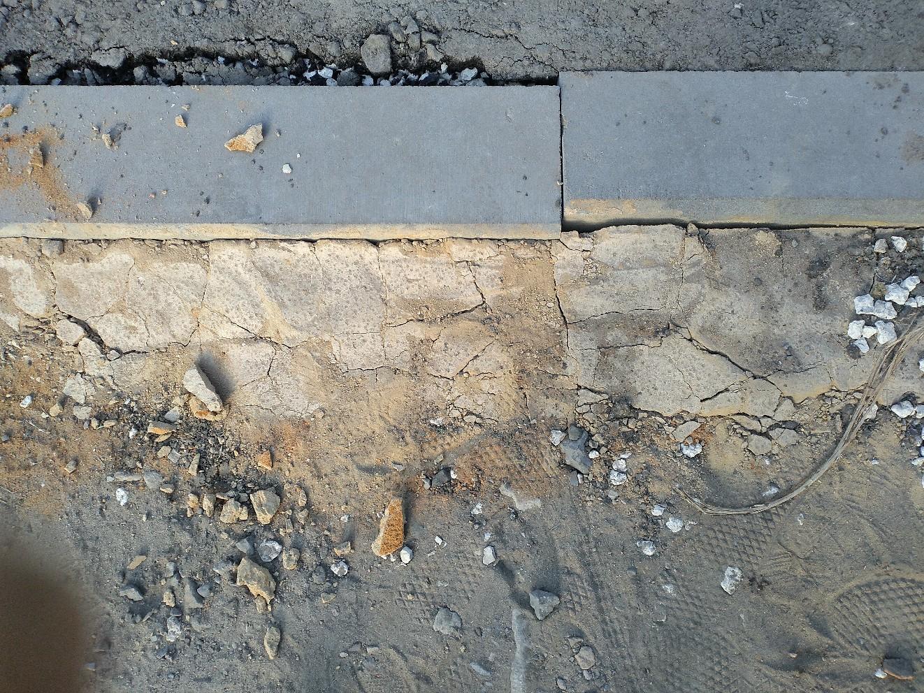 Котовчане продолжают возмущаться качеством городских дорог