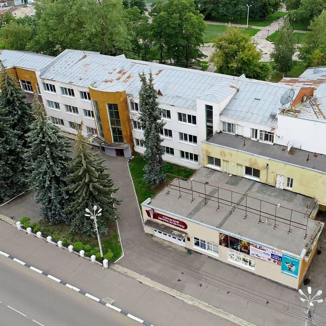 Котовский ДК отремонтирует 600 квадратных метров кровли на свои деньги