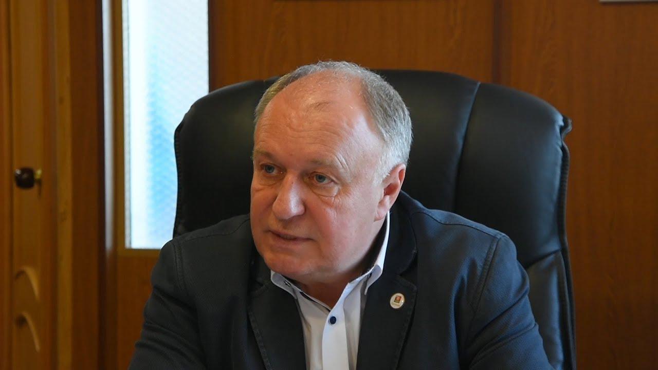 Мусорный бизнес или городские проблемы: чем интересуется Алексей Плахотников?