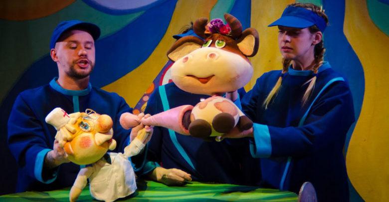 Магаданский театр кукол приедет в Котовск