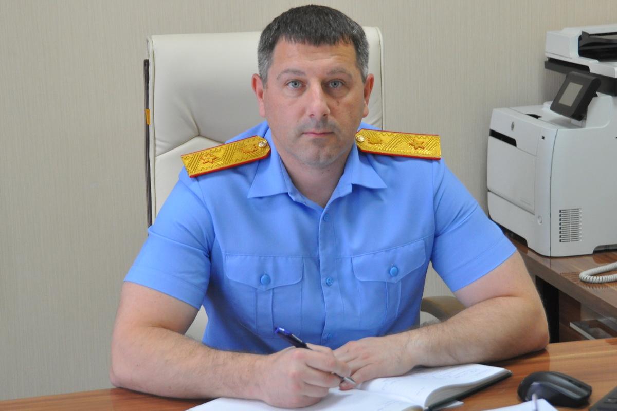 Руководитель следственного управления проведет в Котовске выездной прием граждан