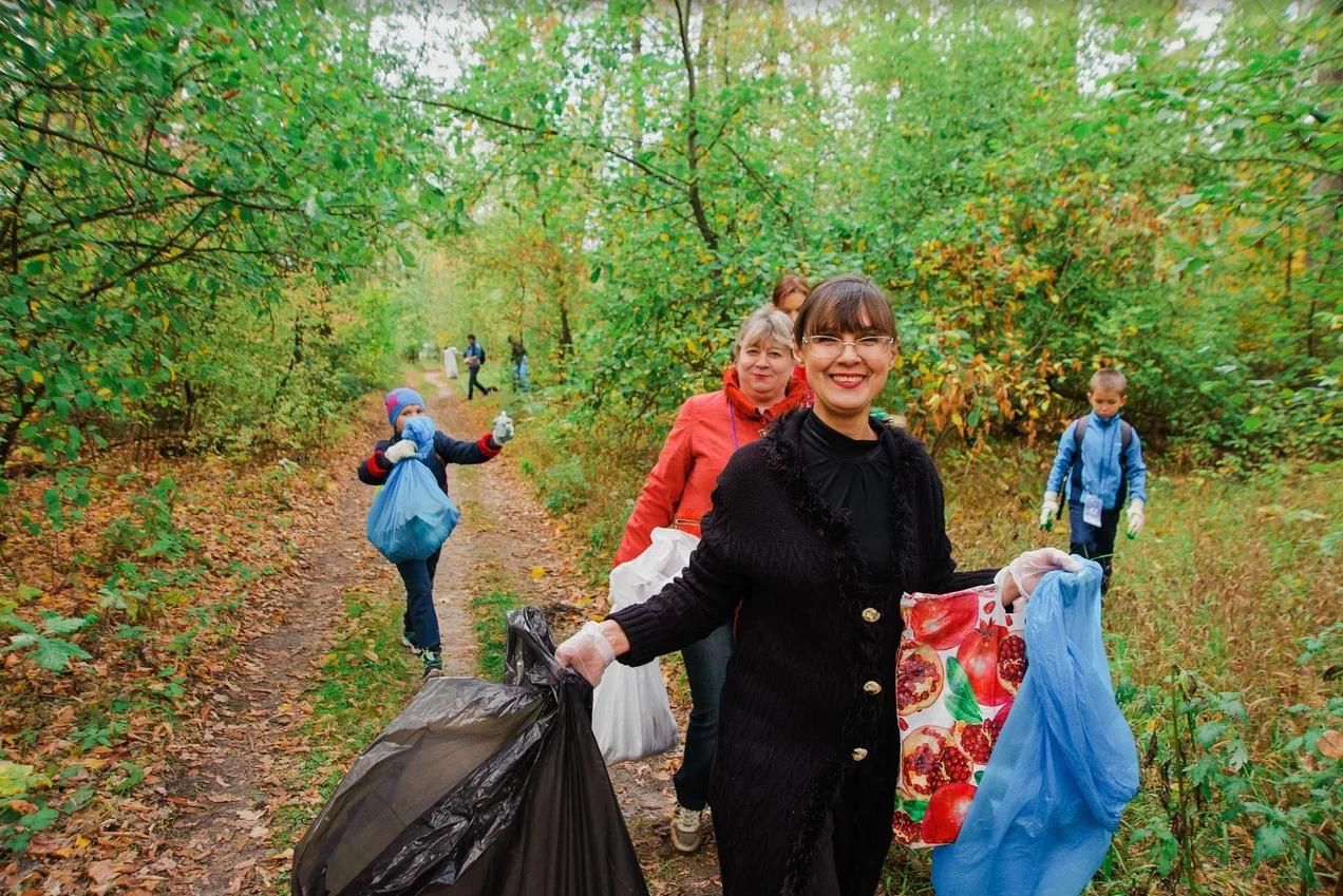 В Котовске прошли «Чистые игры»