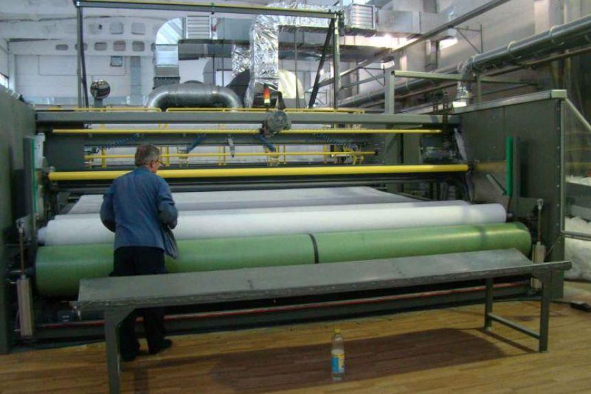 В Котовске начали выпуск ткани для медицинских целей