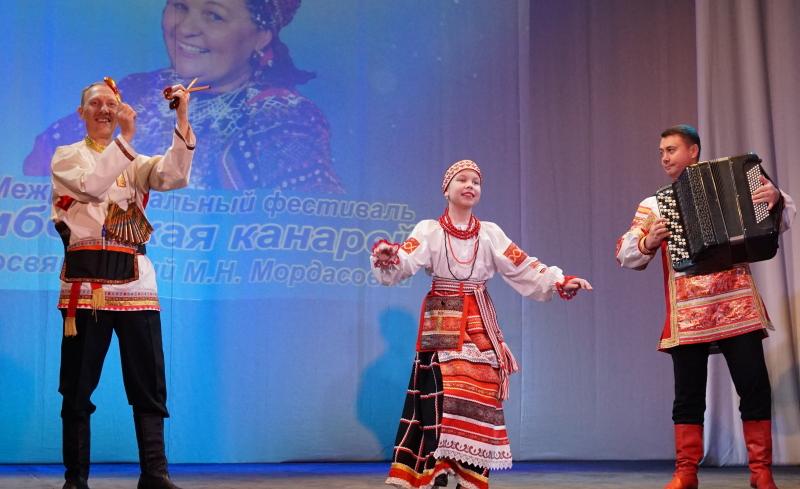 Гран-при «Тамбовской канарейки» получил волгоградский «Лель»