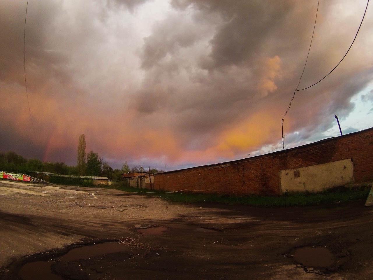 Котовчане жалуются на зловонный туман, окутавший город