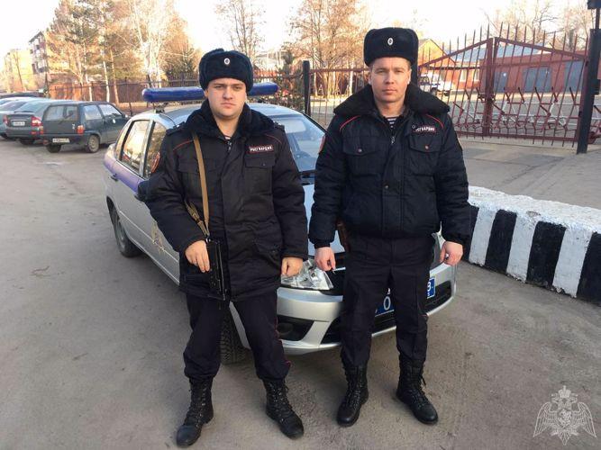 Росгвардия задержала в Котовске мужчину, находящегося в розыске