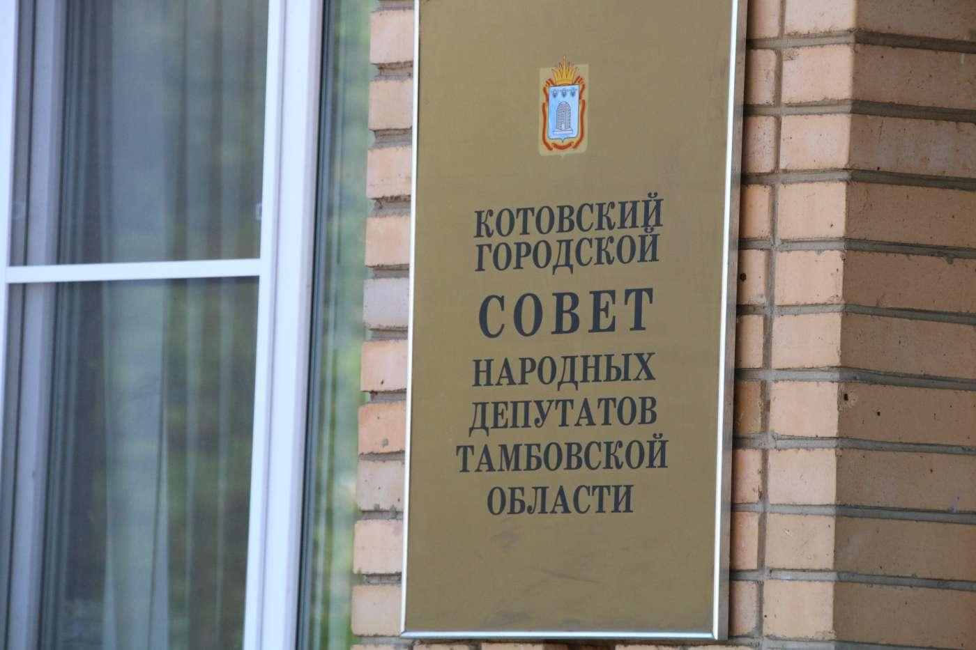 Котовские депутаты внесли изменения в Устав города: число народных избранников может уменьшиться