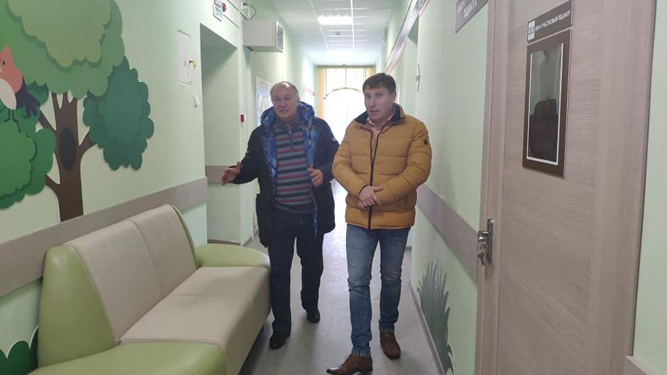 Холод в детской поликлинике: котовские власти признались в ошибках при капремонте
