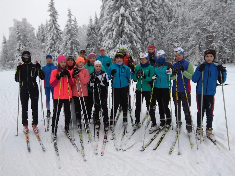 Котовские лыжники поедут на первенство ЦФО