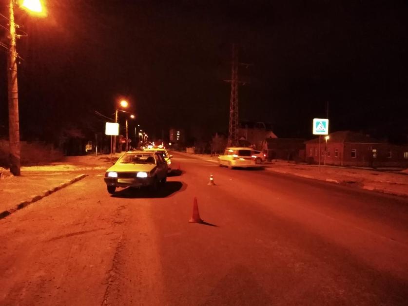 В Котовске иномарка сбила пешехода