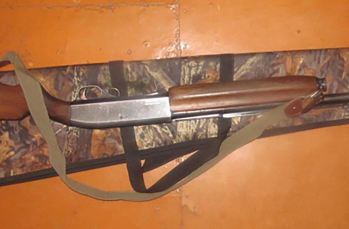 Котовские полицейские задержали нелегального оружейника