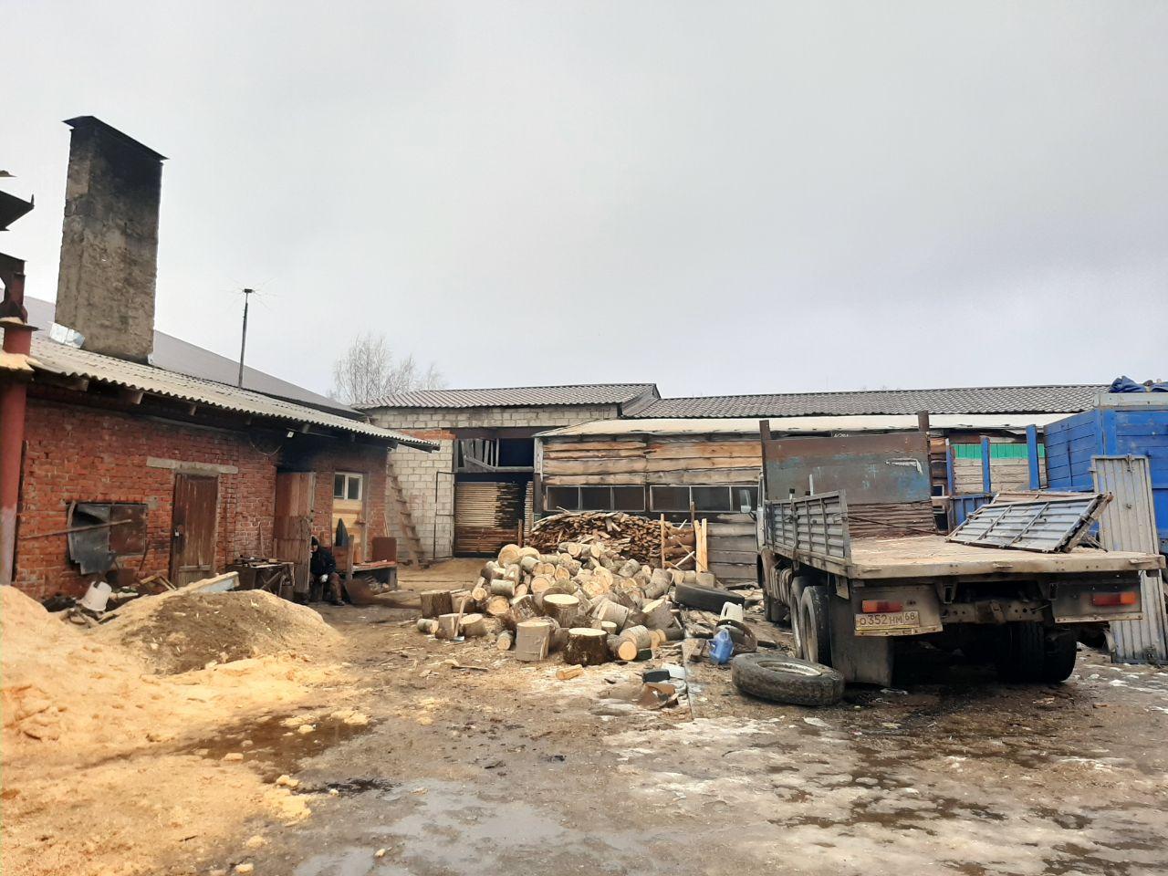 Бизнес по-котовски: как «Нетканка» уничтожает соседнюю пилораму