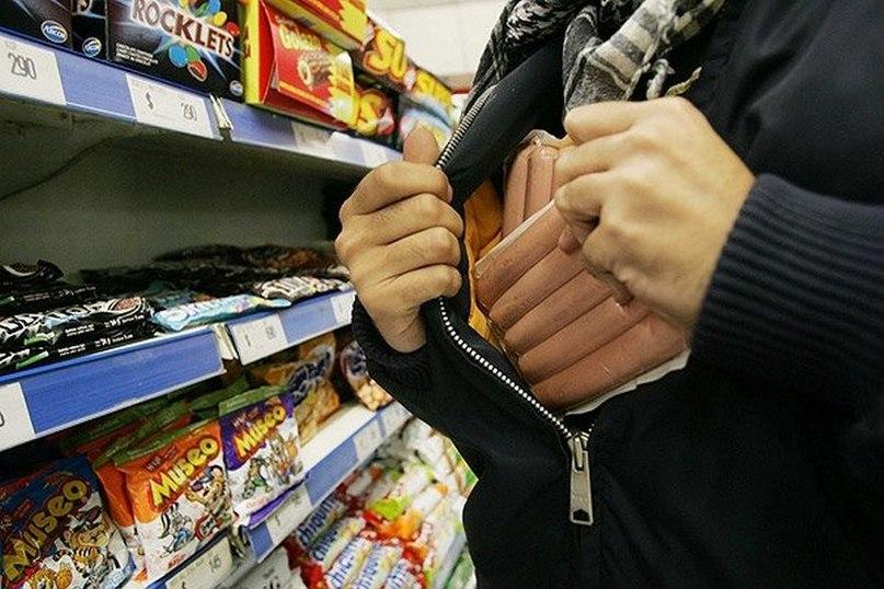 В Котовске задержан магазинный воришка