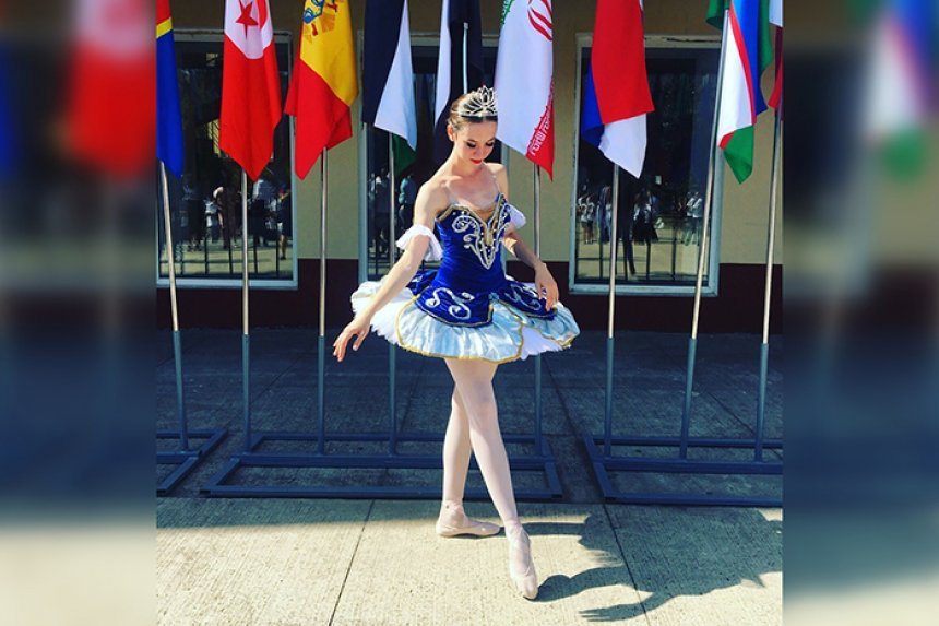 В Котовске открылась первая балетная студия
