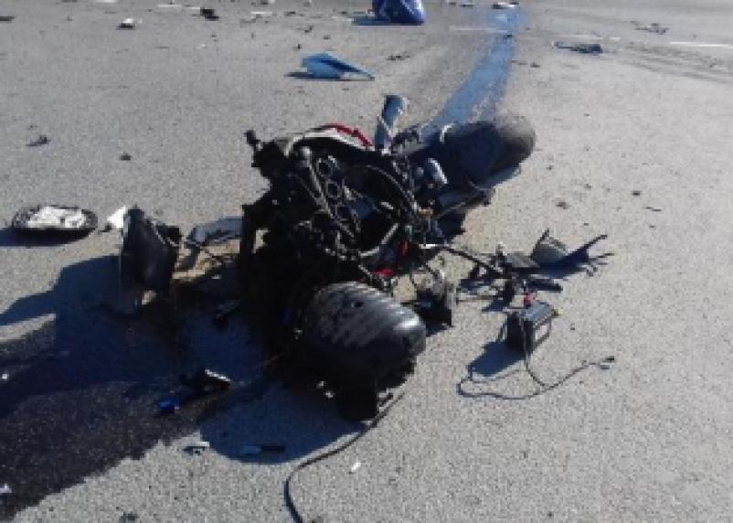 В Котовске в ДТП погиб 29-летний мотоциклист