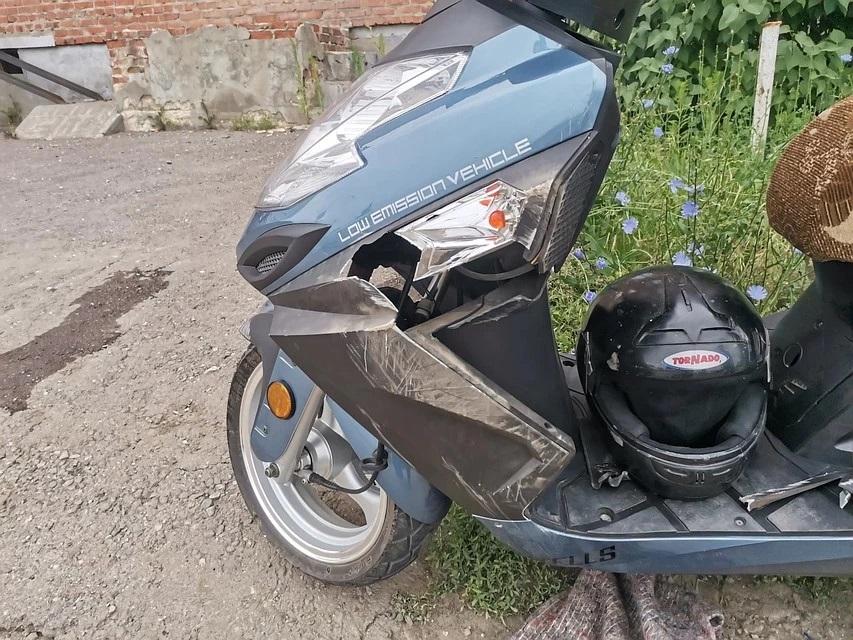 В Котовске 55-летний мотоциклист получил травмы после столкновения с «УАЗом»