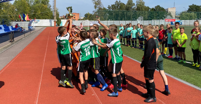 В Котовске прошёл региональный этап детского турнира «Локобол-2020»