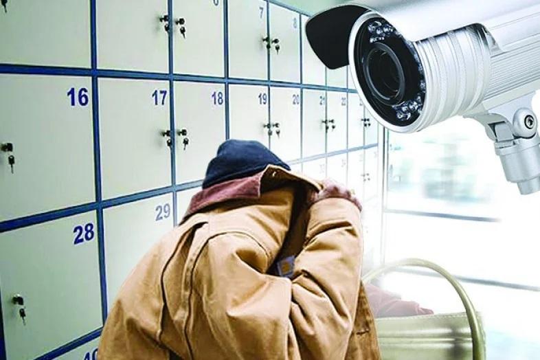 В Котовске задержан парень, обворовавший супермаркет