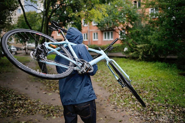 Котовчанина задержали за кражу велосипеда