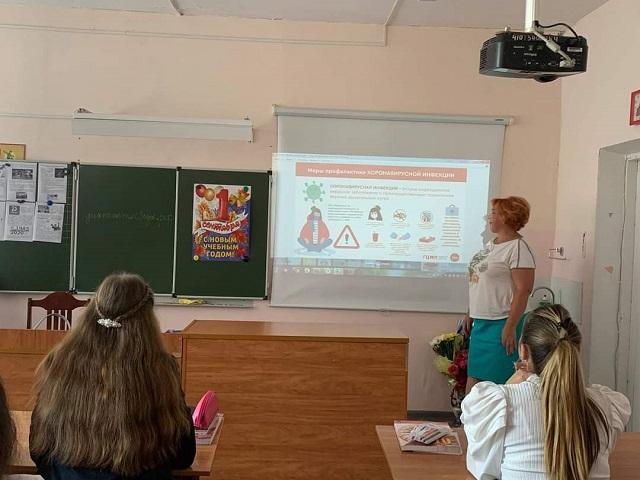 В Котовске с понедельника переходят на экспериментальный режим обучения