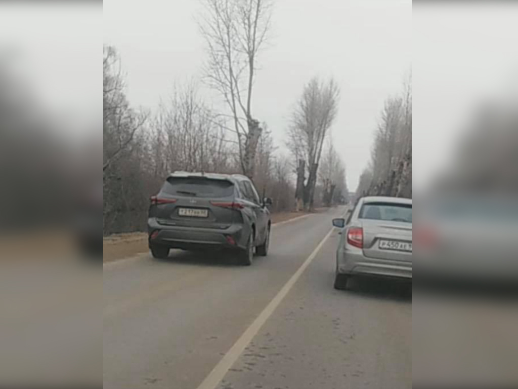 Главу Котовска проверят на грубое нарушение ПДД