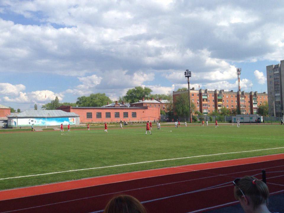 В Котовске началось первенство области по футболу среди юношей