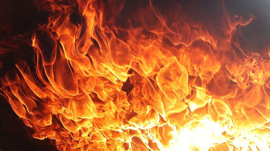 В Котовске при пожаре в многоэтажке пострадала 83-летняя пенсионерка