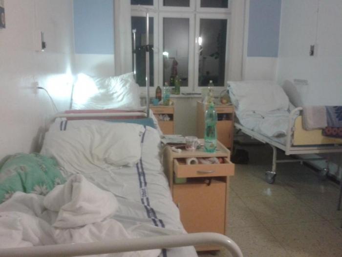 В котовской больнице мужчина обокрал 66-летнего соседа по палате